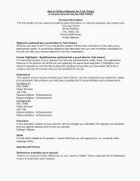 What Does A Resume Include What To Put In A Resume