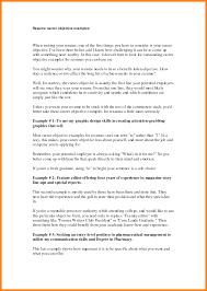 Examples Of Smart Goals For Clerk Objectives Sample Teacher Resume