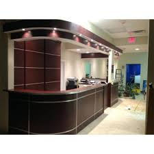 medical office desks perfect front reception desk designs doors modern design used furniture dallas tx 500x500