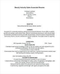 retail associate resume template 8 sales associate resume templates sales  associate resume sample template