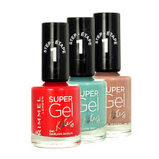 Rimmel London Super Gel By Kate Step1 031 Perfect Posy Lak Na