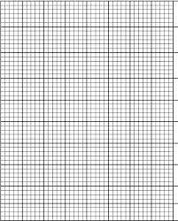 Free Printable Graph Paper 1 4 Inch Pad Grid Template Pdf Download