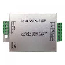 Усилитель <b>контроллера</b> RGB <b>Horoz</b> Electric <b>Amplifier</b> 12A (<b>101</b> ...