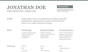 Actually Free Resume Builder Fascinating Cherrytextads