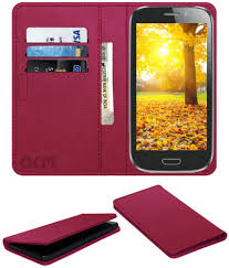 Celkon A220 Flip Cover by ACM - Pink ...