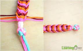 Braided Bracelet Patterns Amazing How To Braid A Flat Hemp Macrame Bracelet In A Different Way