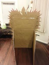 nerdy office decor. DIY Iron Throne - Game Of Thrones Lannister Office Cubicle Decorating Nerdy Decor