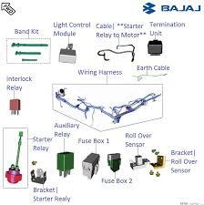 bajaj pulsar rs200 dtsi wiring relays bajaj pulsar 220 dts fi rear view mirror