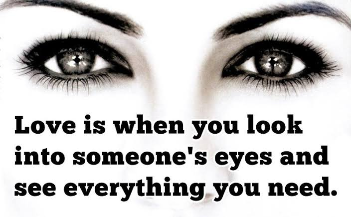 beautiful eyes quotes
