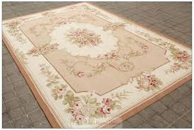 shabby chic rugs unthinkable area rug 6 wool hand woven home decor french style target fl