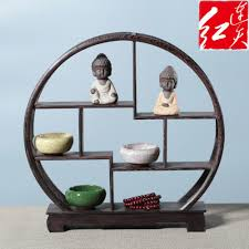 Wooden Display Stands For Figurines Shape Of Peach Wooden Display Stand Rosewood Figurines 20