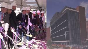 Upmc Hamot Construction Officially Begins On New Patient Tower At Upmc Hamo
