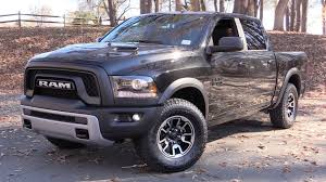 dodge ram 2016 rebel. Simple 2016 2016 Ram 1500 Rebel 57L 4X4 Start Up Road Test And In Depth Review   YouTube Intended Dodge