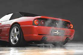 The car was designated the f355 (and 355 f1 for all models later equipped with an f1 transmission) and designed by long time coachbuilder pininfarina. 1997 Ferrari F355 Classic Driver Market
