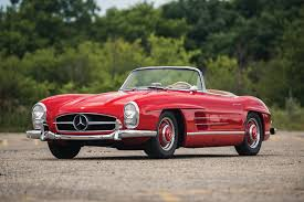 Just out of 40 years of ownership and accompanied by many service and restoration. You Can Own This 1957 Mercedes Benz 300 Sl Roadster But It S Going To Cost You