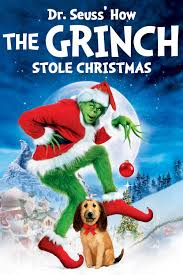 the grinch who stole christmas. Dr How The Grinch Stole Christmas 2000 And Who