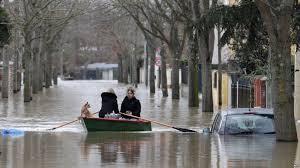 Resultado de imagen de paris inondation 2018