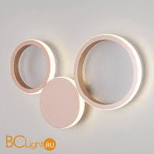 Купить настенный <b>светильник Eurosvet</b> Rings <b>40141/1 LED</b> ...