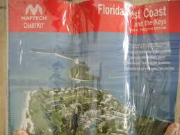 Maptech Florida West Coast The Keys Region 8 12th Edition Navigation Points