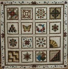 Babs' Sampler Quilt Beauties - Design &  Adamdwight.com