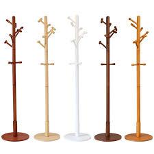 Coat Rack Tree Stand Interesting Interior Coat Tree Stand Modern Luxury Hall Tree Wood Coat Rack