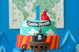 Pirate Party Supplies Pirate Themed Birthday Party Via Party Ideas
