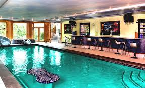 indoor pool bar. Fine Pool Create A Polished Poolside Bar Inside Indoor Pool