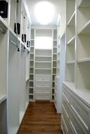 Best Narrow Walk In Closet Ideas, Contemporary Walk-in Closet DIY (6)