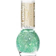 Miss Sporty Candy Shine Glitter Effect Lak Na Nehty 004 7 Ml