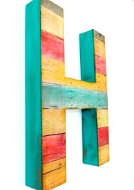 wood wall letters decorative wall letters wood letter wall decor wood letter wall decor hand painted