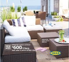 ikea patio furniture.