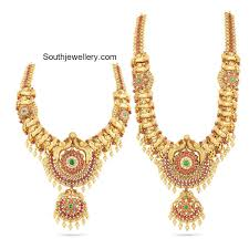 Gold Nethichutti Designs With Price Complete Wedding Jewellery Set Indian Jewellery Designs