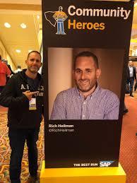 """Rich Heilman on Twitter: """"Found this guy just standing around ..."""