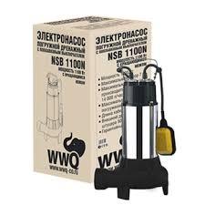 <b>Насос дренажный WWQ</b> NSB1100N купить в сети магазинов ...