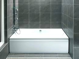 glass tile tub surround bathtub ideas around large format wall tiles bathroom t