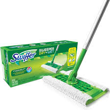 Delightful Swiffer Sweeper Floor Mop Starter Kit Idea