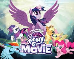My Movie The Art Of My Little Pony The Movie Book By Hasbro Rebecca Dart