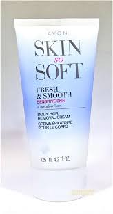 avon skin so soft body hair removal for