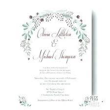 Free Invitation Download Wedding Invitation Templates Free