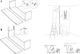 Handleiding Ikea Pax Garderobekast Pagina 9 Van 12 Dansk