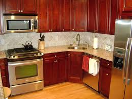 kitchen designs with corner collection also attractive shaped sink ideas seat pads handles bin