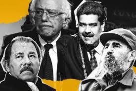 Bernie Sanders' soft spot for Latin America's leftist strongmen.