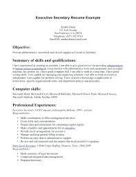 Legal Assistant Job Description Resume Legal Secretary Job ...