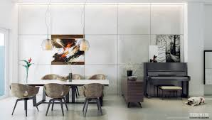 Contemporary Dining Rooms contemporary dining room 3 interior design ideas 4333 by guidejewelry.us