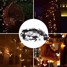 Wholesale Led String Light 2 5m 72 Bulbs Waterproof Holiday String Lighting Christmas Lights Party Outdoor Decor Warm White Eu Us Pulg Led Battery