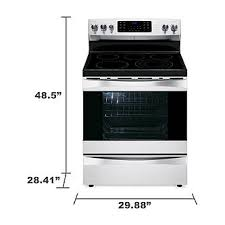 kenmore 95052. kenmore elite 95053 6.1 cu. ft. electric range w/ dual true convection - stainless steel 95052 e