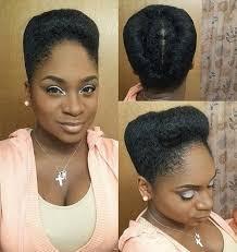 50 Updo účesy Pro černé ženy Od Elegant Po Excentric