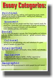 essay categories language arts writing english classroom  essay categories