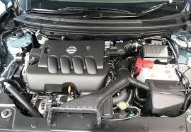 nissan mr engine