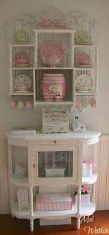 pink shabby chic furniture. my shabby chic plate rack u0026 pink lemonade decanter furniture a